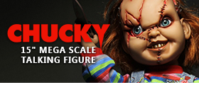 MEGA SCALE TALKING CHUCKY