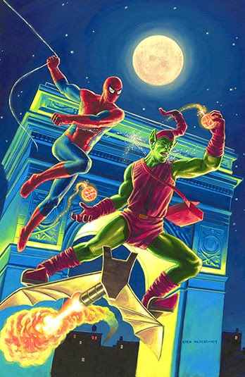 Spider-Man_Green Goblin
