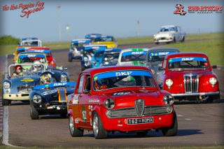 SKF Little Giant races for Pre-1968 Production sports and GT cars