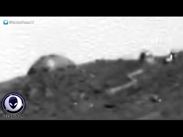 Mysterious Alien Dome Structure Found On Mars! 12/30/2015  Sddefault
