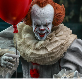 It Chapter 2 MMS555 Pennywise 1/6th Scale Collectible Figure