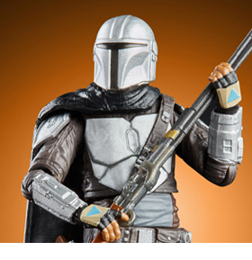 Star Wars: The Vintage Collection The Mandalorian (Beskar Armor)