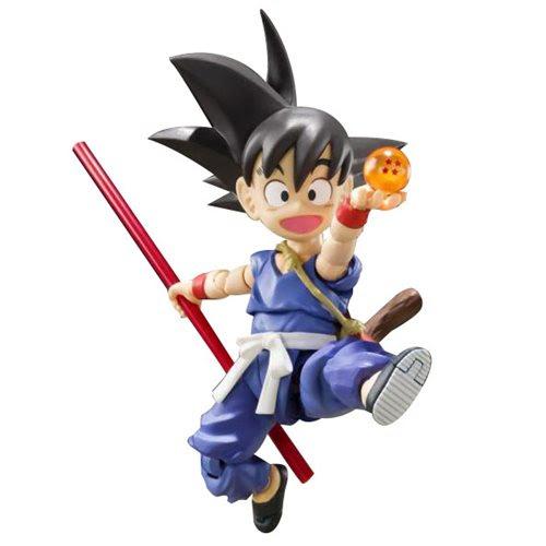Image of Dragon Ball Kid Goku SH Figuarts Action Figure - SDCC 2019 Exclusive