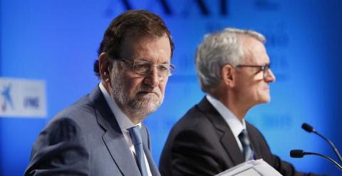 Rajoy ante el Círculo de Economía