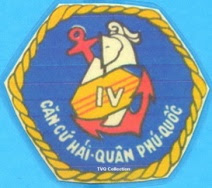 Huy hieu Can cu Hai qiuan Phu Quoc. TVQ Collection
