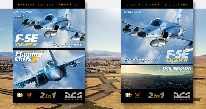 F 5E bundles - DCS Newsletter 11 Novembre 2016 - dcs-world