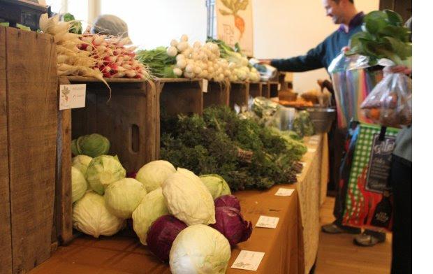 winter farmers markets