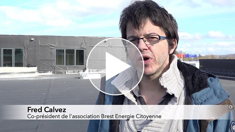 Brest Énergie Citoyenne et la coopérative Ecoop vont équiper 3 toitures en panneaux solaires