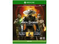 Mortal Kombat 11: Aftermath para Xbox One