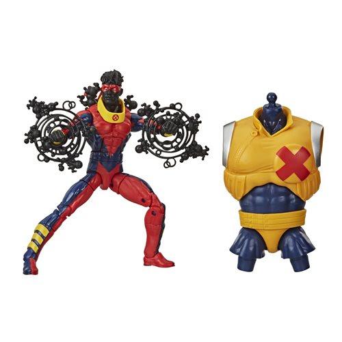 Image of Deadpool Marvel Legends Wave 3 (Strong Guy BAF) - Marvel's Sunspot 6-inch Action Figure - OCTOBER 2020