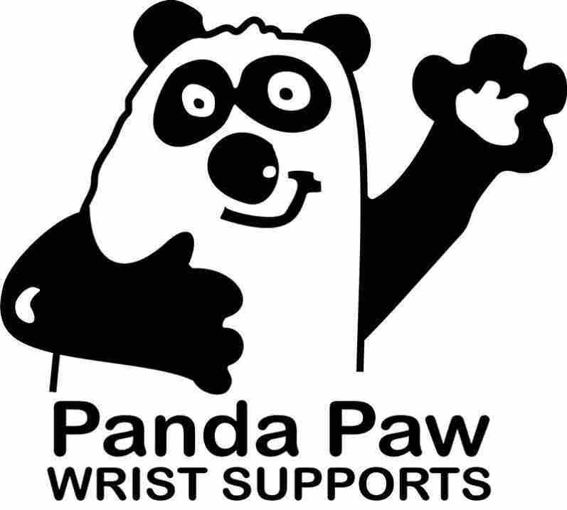 Panda Paw Logo
