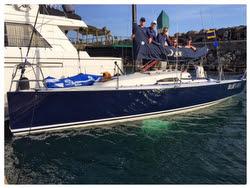 J/88 BlueFlash wins Ensenada Race
