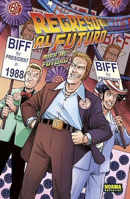 Regreso al Futuro (Cartoné 144 pp) #8