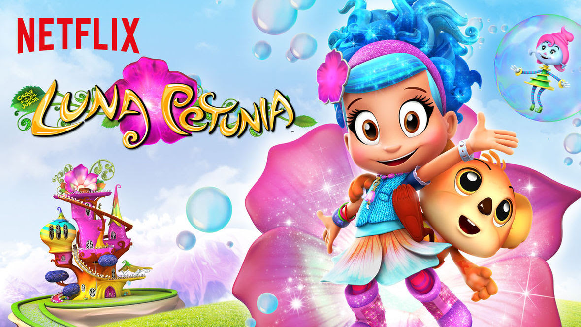 Luna Petunia: Season 1 - Now on Netflix