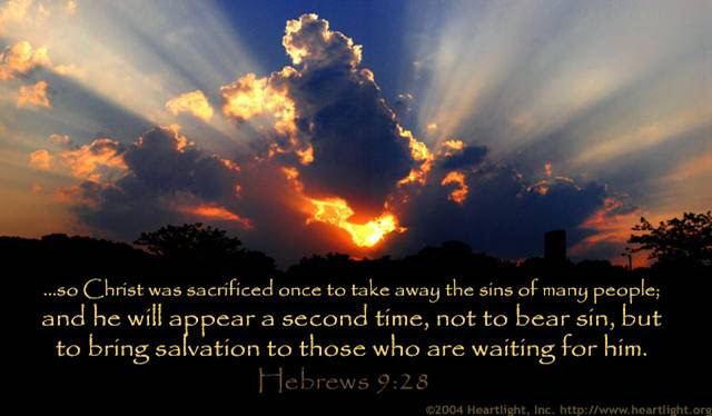 Hebrews 9:28 (60 kb)