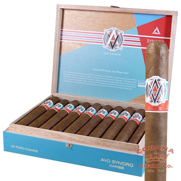 Image of Avo Syncro Caribe Toro Cigars