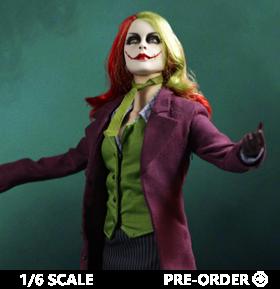 Female Clown 1/6 Scale Figure