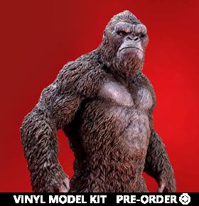 Kong: Skull Island Kong Soft Vinyl Model Kit