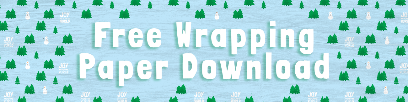 Free Wrapping Paper Download