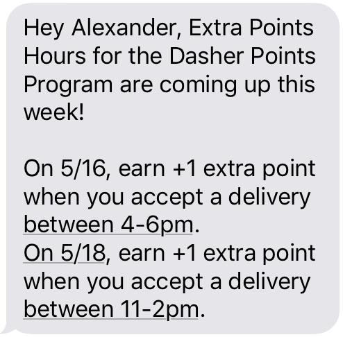 Doordash Dashers Beta Reward Program | Pyerse Dandridge