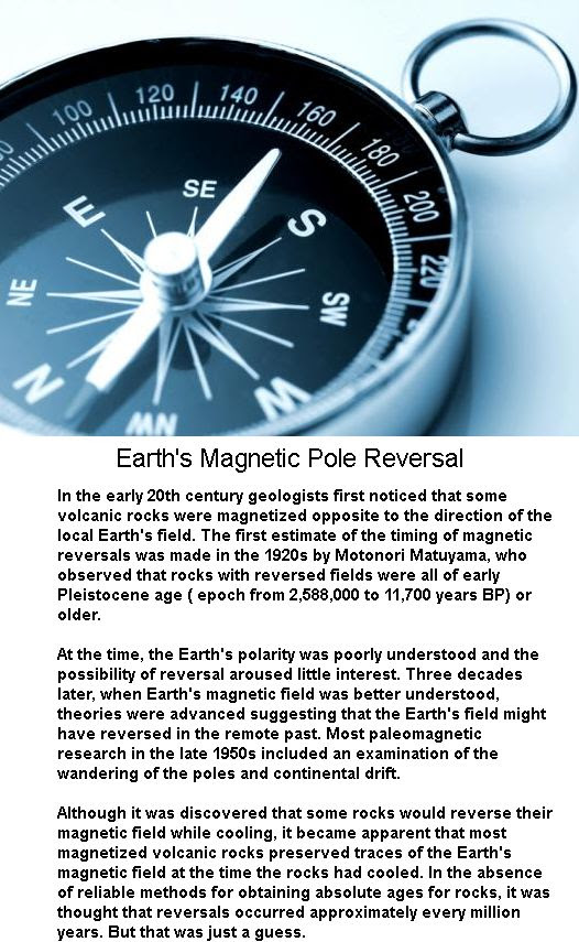 Earth Pole Reversal