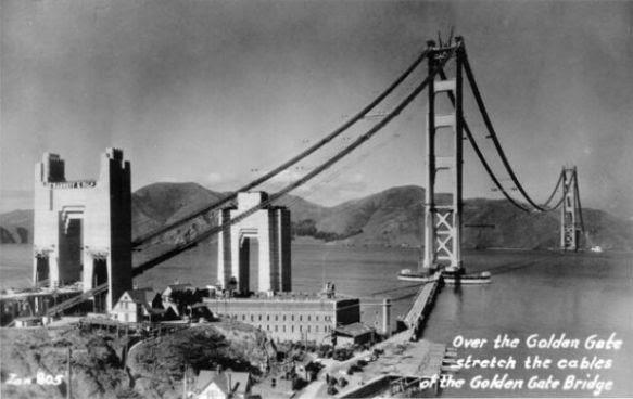 Building the bridge -7