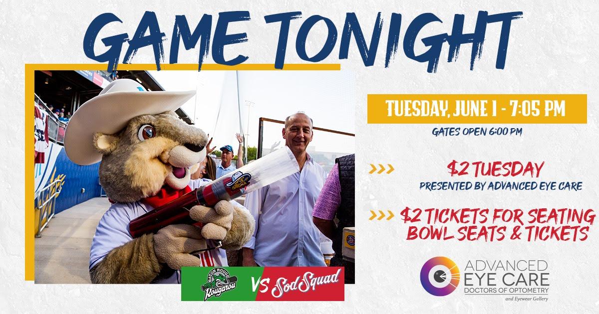 Amarillo Sod Poodles Game Day! @ Hodgetown Stadium