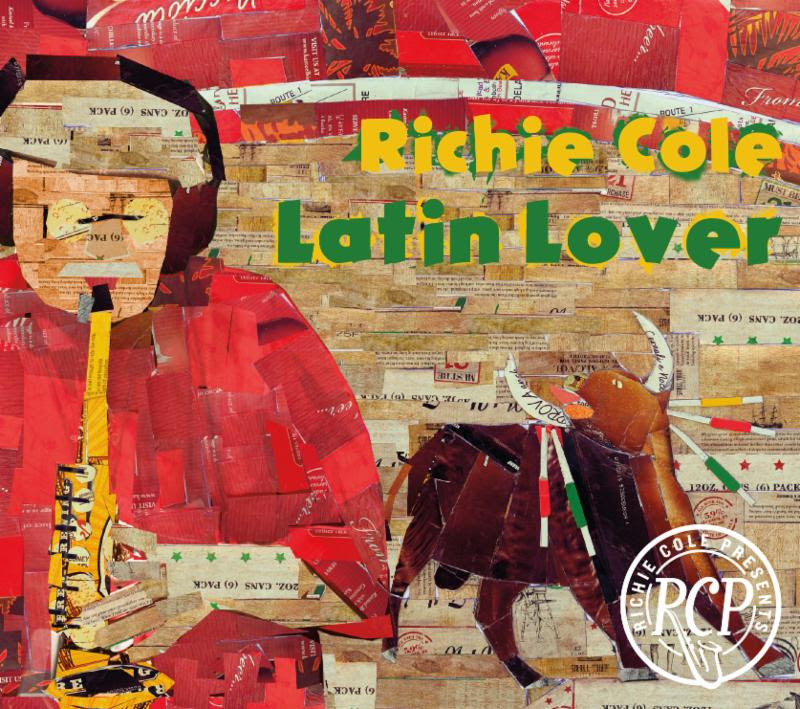 Richie Cole Latin Lover