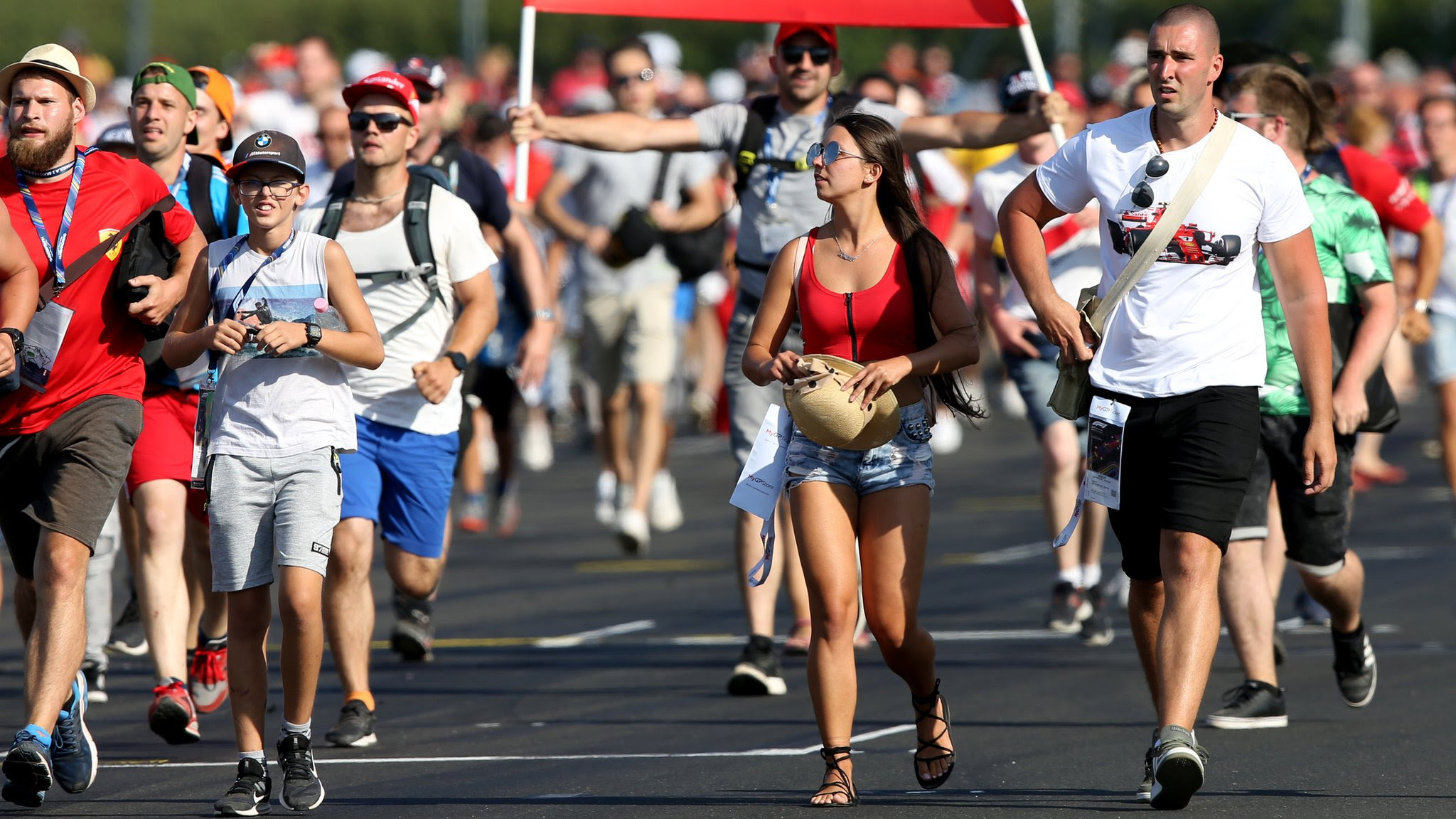 Formula 1: Hungarian Grand Prix to be held without fans