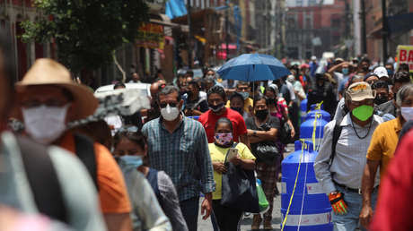 México sobrepasa los 275.000 casos confirmados de coronavirus y acumula 32.796 muertes