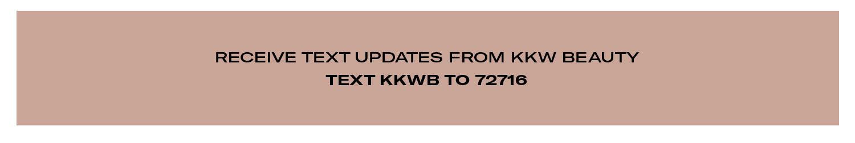 KKW Beauty by Kim Kardashian West