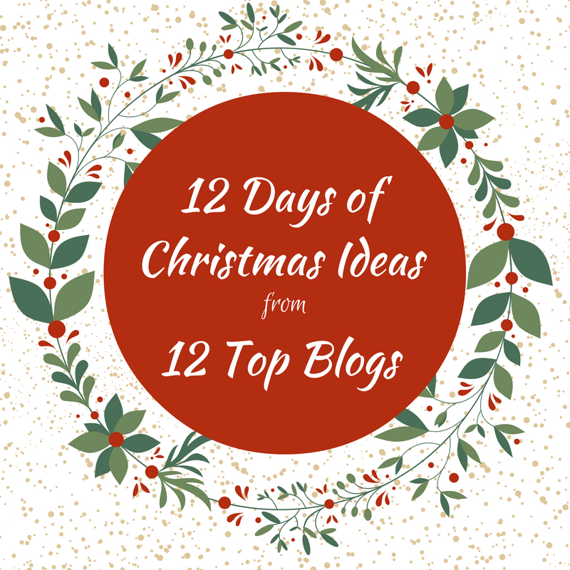 12 Days of Christmas Ideas Blog Hop-Day 1 Christmas Party Ideas Our Crafty Mom