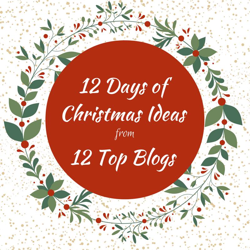 12 Days of Christmas Ideas Blog Hop-Day 1 Christmas Party Ideas Our Crafty Mom
