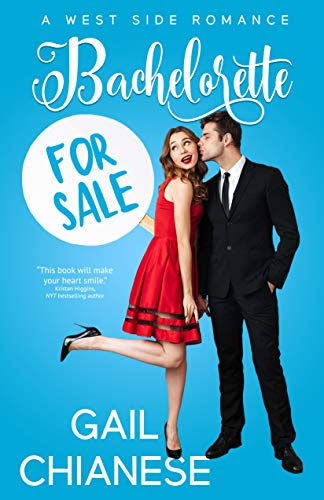 Cover for 'Bachelorette for Sale (West Side Romance Book 1)'