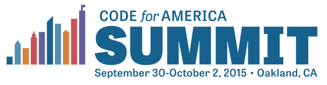 Code for America Summit