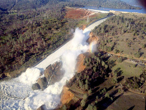 Oroville Dam Failure Imminent via John B. Wells - Ark Midnight (Video)