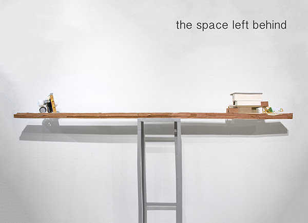 Weston Teruya the space left behind