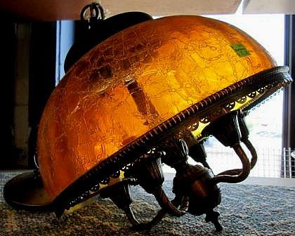 vintage lampage