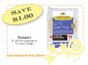 Tumaro's CommonKindness coupon