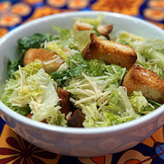 Vegetarian Caesar