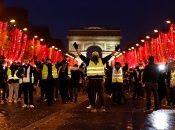 Los chalecos amarillos mantienen sus movilizaciones contra la política económica de Emmanuel Macron.