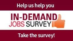 In Demand Jobs Survey