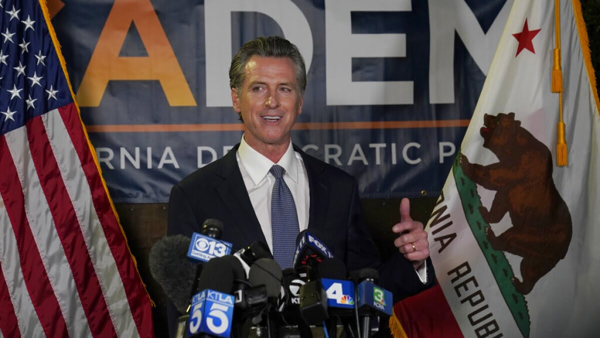 After victory in recall effort, what's next for Gavin Newsom?