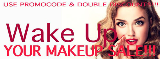 Wake Up Your Makeup! Sale