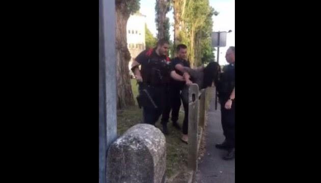 Interpellée pour avoir filmé des policiers, je porte plainte. J'étais dans mon droit