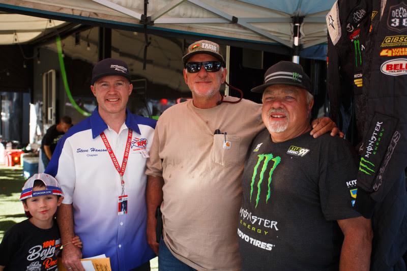 Team RFC, Steve Hanson, Curt Leduc