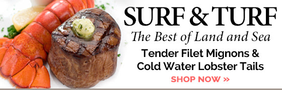 Surf & Turf Combos