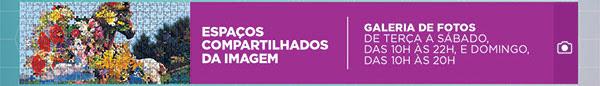 ESPAÇOS COMPARTILHADOS DA IMAGEM