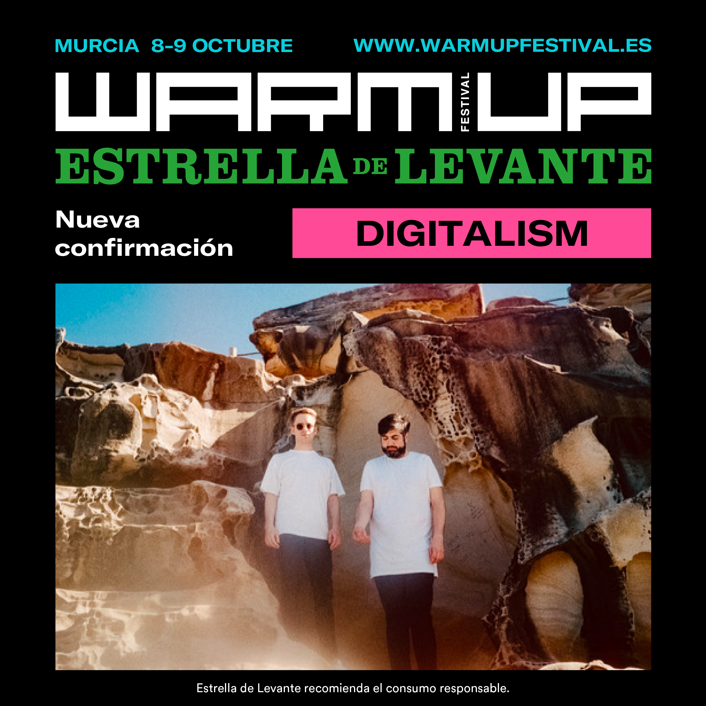 Warm UP 2021 digitalism
