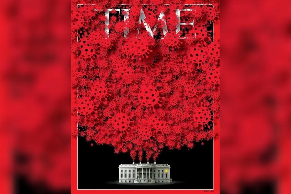 Portada revista 'TIME'. / TIME